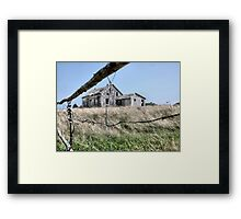 This Old House2 Framed Print