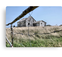 This Old House2 Canvas Print