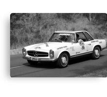 Mercedes Benz 280SL Canvas Print