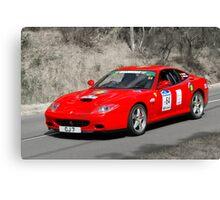 Ferrari 575M Maranello Canvas Print
