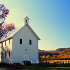 Boxley Baptist Church near Ponca, Arkansas by DonCondley