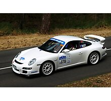 Porsche GT3 Photographic Print