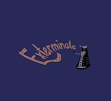 Dalek Exterminate by ibshelbys