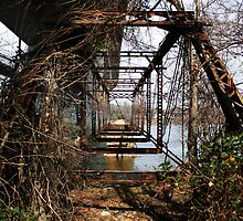 Bridge of the James by tech12