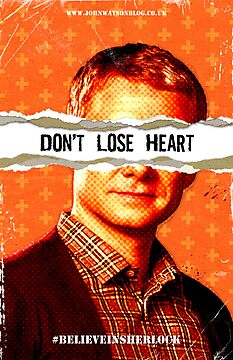 Don't Lose Heart by thatjessjohnson