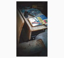 Child's Desk - Ouray Museum Kids Tee