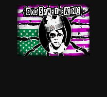 God Save The King Womens Fitted T-Shirt