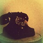 Old Telephone by Steph Etheridge