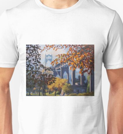 St Johns Autumn Unisex T-Shirt