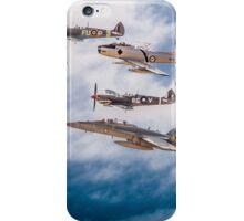 RAAF History Flight Formation iPhone Case/Skin