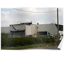 2011 08 21 Goderich, Ont. Tornado One Week Later Aftermath 6679 Poster