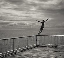 Flying  by Nick Browne