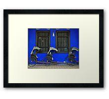Cheong Fatt Tze Facade #3 Framed Print
