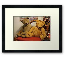 """""""A Stitch In Time...Saves Nine"""" Framed Print"""