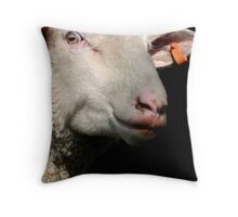Did You Say Shearer?! Throw Pillow
