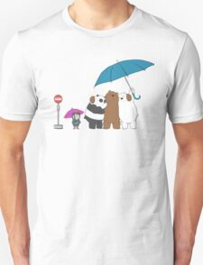 we bare bears T-Shirt