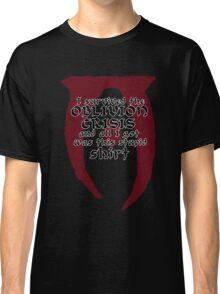 Oblivion Crisis T-shirt Classic T-Shirt