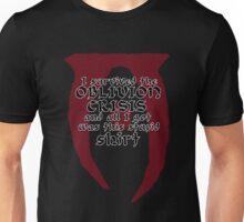 Oblivion Crisis T-shirt Unisex T-Shirt