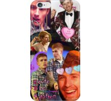 Daniel David Stewart iPhone Case/Skin