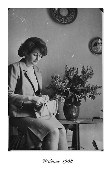 ♥ ♥ ♥ ♥  My Mum   ♥ ♥ ♥ ♥ . a.d.1963 . by Brown Sugar. #  Favorites: 2 Views: 92 . Aw thanks very much friends ! by © Andrzej Goszcz,M.D. Ph.D