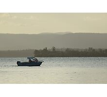 Boating Photographic Print