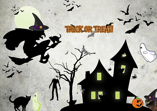 Trick or Treat by Forfarlass