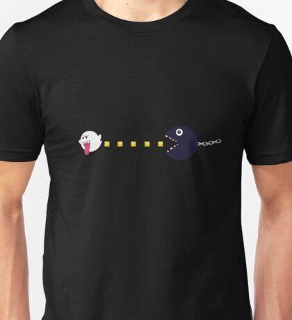 Pac Man- Mario Bros style Unisex T-Shirt