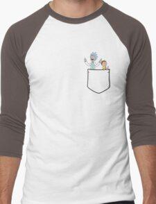 Peace Among Worlds Men's Baseball ¾ T-Shirt