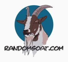 Random Goat Classic Baby Tee
