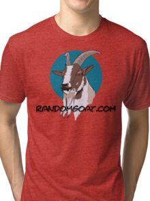 Random Goat Classic Tri-blend T-Shirt