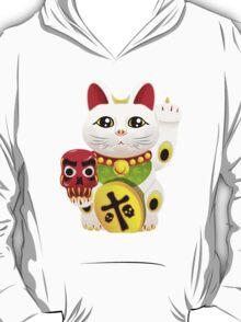 Maneki neko f u T-Shirt