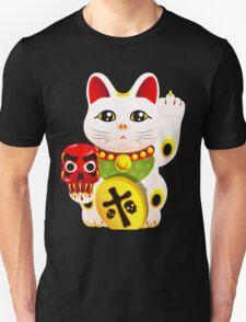 Maneki neko f u Unisex T-Shirt
