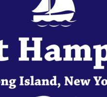 East Hampton, Long Island  Sticker