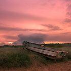 Little boat on Horseshoe by Matthew Reilly