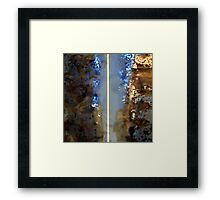 Abstract Reflection 2 Framed Print