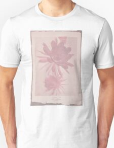 Doctor Who Flower Bloom t-shirt T-Shirt