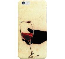 Last wine iPhone Case/Skin