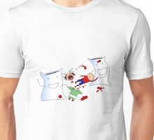 Pillow Fight Unisex T-Shirt