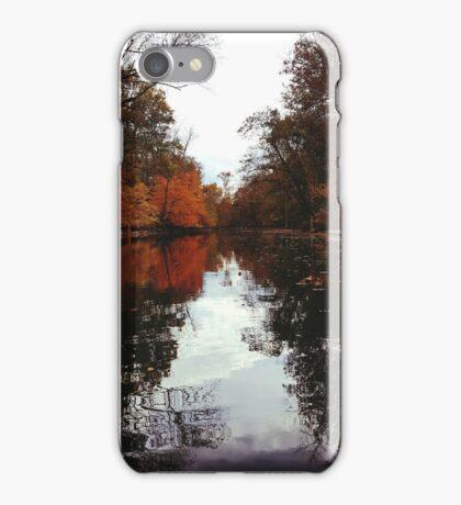 Fall Waters iPhone Case/Skin