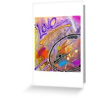 LOVE After 50 Greeting Card