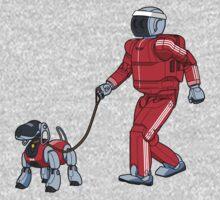 A Robot's Best Friend Kids Clothes
