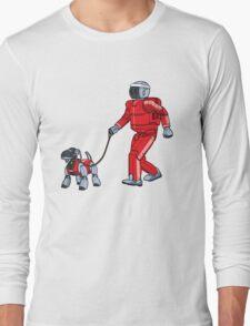 A Robot's Best Friend Long Sleeve T-Shirt