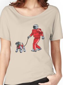 A Robot's Best Friend Women's Relaxed Fit T-Shirt