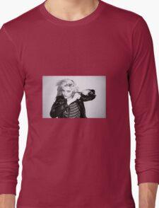 Sky Ferreira Indie Hair Long Sleeve T-Shirt