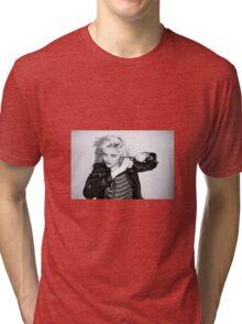 Sky Ferreira Indie Hair Tri-blend T-Shirt