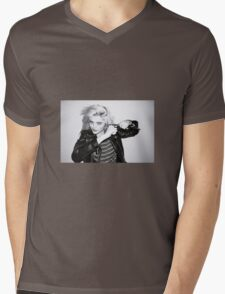 Sky Ferreira Indie Hair Mens V-Neck T-Shirt
