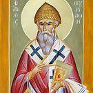 St Spyridon by ikonographics