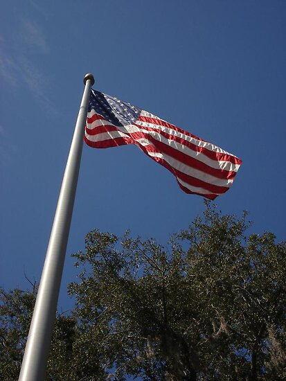 OLD GLORY by May Lattanzio