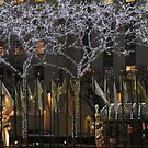 Christmas - NYC  by Jenny  Riley
