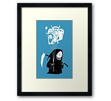 Soul Collector Framed Print